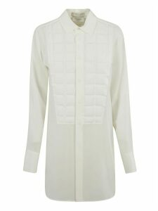 Bottega Veneta Padded Front Long Shirt