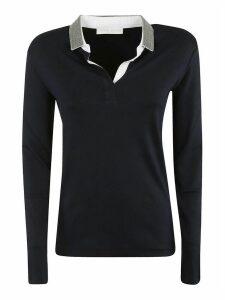 Fabiana Filippi Long-sleeve Polo Shirt