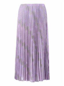 M Missoni Pleated Skirt