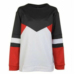 Calvin Klein Performance Panel Block Sweatshirt
