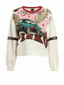 Pinko Senape Sweatshirt