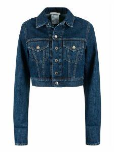 Helmut Lang Fem Little Denim Jacket