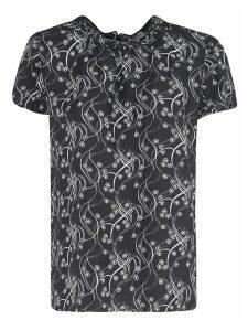 Kenzo Woven Smock Detail T-shirt