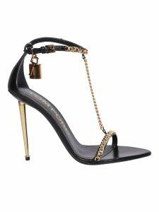 The Attico High-rise Trousers