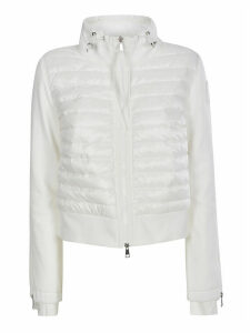 Moncler Zip Padded Cropped Jacket