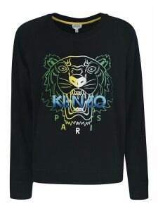 Kenzo Raglan Straight Tiger Iconic Sweatshirt