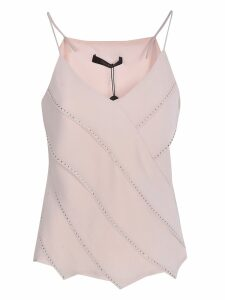 Max Mara Capra Wrapped Effect Top