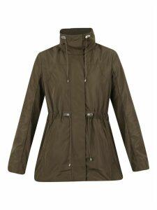 Moncler Ocre Jacket