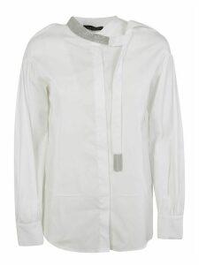 Fabiana Filippi Round Collar Shirt