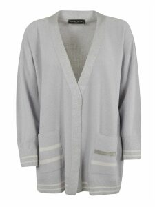 Fabiana Filippi V-neck Front Pocket Cardigan