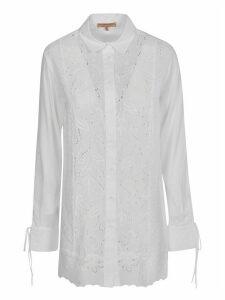 Ermanno Scervino Floral All-over Shirt