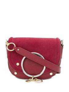 See by Chloé Mara crossbody bag - PINK