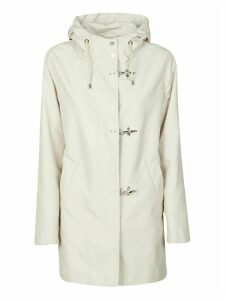 Fay Toggle Lock Hooded Coat