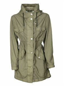 Fay Multi Pocket Buttoned Jacket