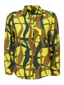 Aspesi Printed All-over Shirt