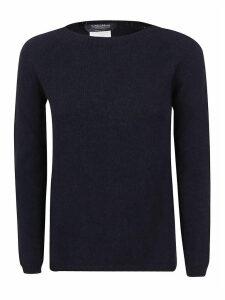 Blue Cachemire Sweater
