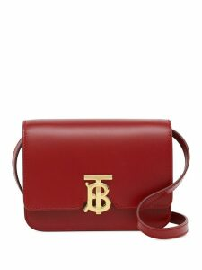 Burberry mini TB crossbody bag - Red