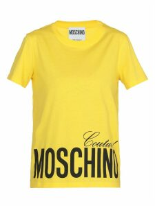 Moschino Cotton T-shirt