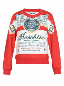 Moschino Cotton Sweatshirt