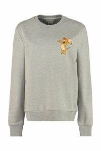 Etro Oversize Cotton Sweatshirt