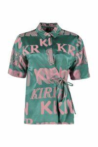 Kirin Printed Blouse