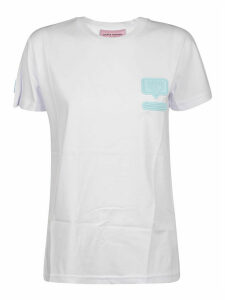 Chiara Ferragni Silicon Patch T-shirt