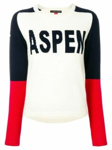 Perfect Moment Aspen jumper - White
