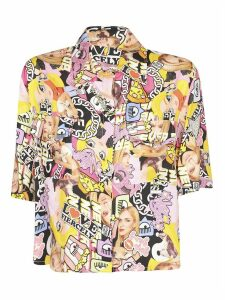 Chiara Ferragni Collage Boxy Shirt