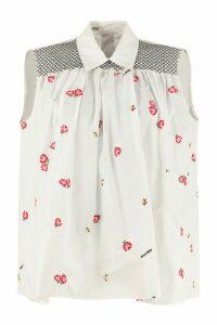 Miu Miu Cotton Poplin Shirt