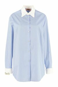 N.21 Striped Cotton Shirt