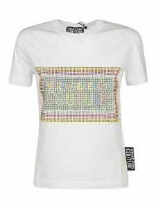 Versace Jeans Couture Embellished Couture T-shirt