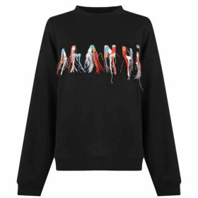 Alanui Embroidered Sweatshirt