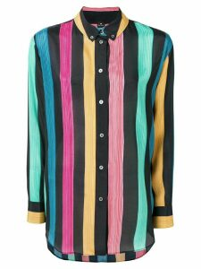 PS Paul Smith striped shirt - Blue