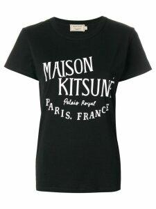 Maison Kitsuné Palais Royal T-shirt - Black