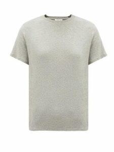 The Row - Wesler Short-sleeved T-shirt - Womens - Grey
