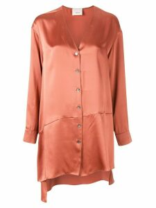 Cinq A Sept Opal top - ORANGE