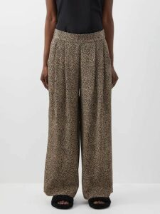 A.P.C. - Sandra Wool Roll-neck Sweater - Womens - Beige