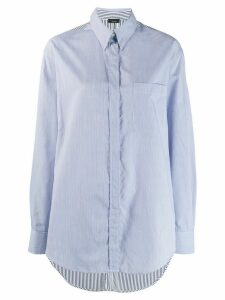 Joseph chest pocket shirt - Blue