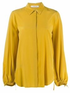 Dorothee Schumacher drawstring blouse - Yellow