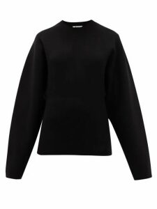 Acne Studios - Konstanze Dolman-sleeve Sweater - Womens - Black