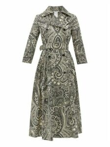 Max Mara - Addobbo Dress - Womens - Black White