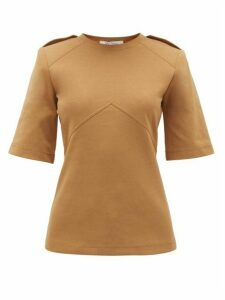 Max Mara - Parole T-shirt - Womens - Tan