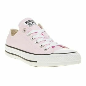 Converse All Star Ox Trainers, Pink