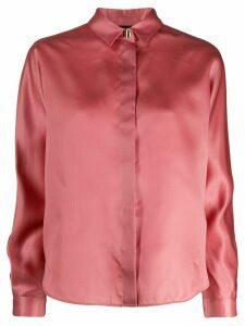 Giorgio Armani lightweight blouse - PINK