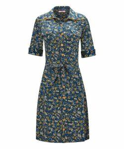 Boutique Button Up Dress