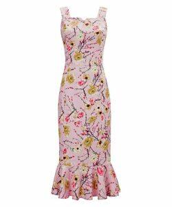 Romance In Bloom Dress