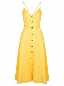 Nicholas Orissa maxi dress - Yellow