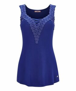 Simple Lace Top