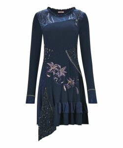 Sultry Sequin Tunic