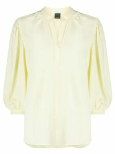 Pinko loose fit blouse - Yellow